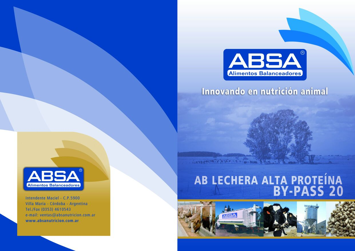 Ab Lechera Alta Proteina BY PASS 20